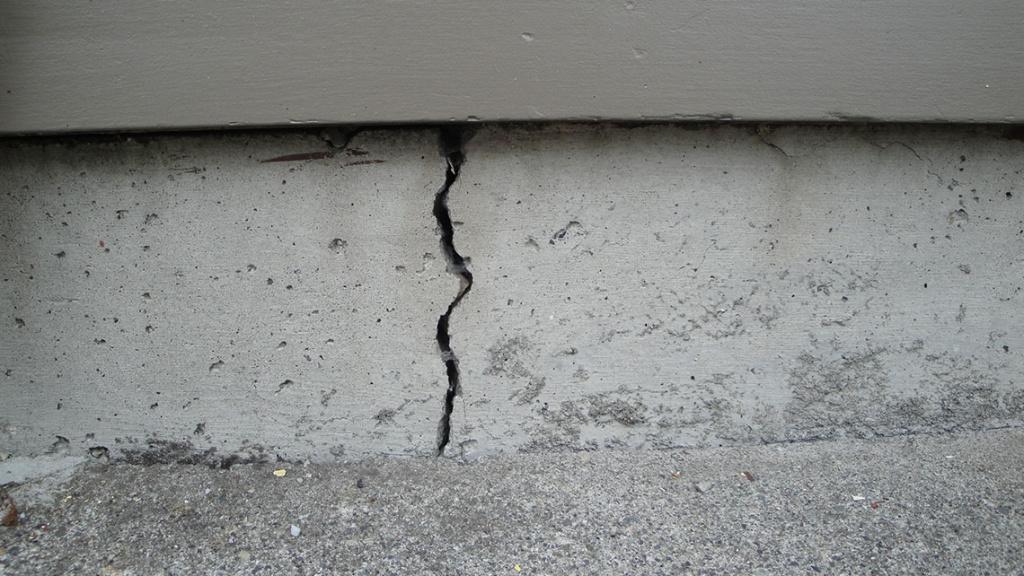 Гидроизоляция трещин